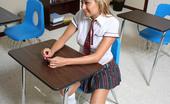 Innocent High Angel Valentine Adorable Schoolgirl Gets Taken Advantage Of By Her Teacher