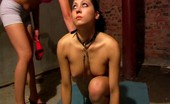 Special Exercises 431972 Submissive Gymnastic Babe Teased In The Dungeon