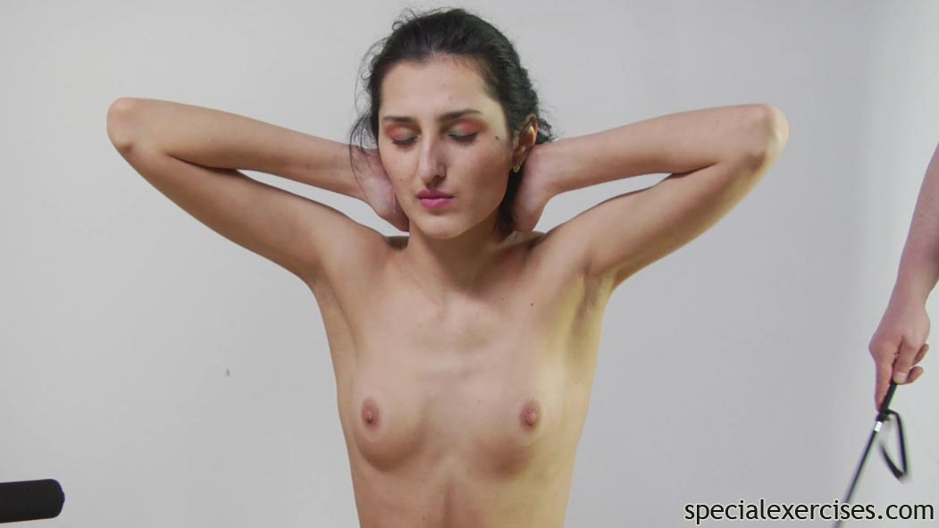 Special Exercises 432434 Special Nude Yoga And Gymnastics Tortures