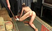 Special Exercises Naked Trainee Brutalized By A Wicked Female Trainer