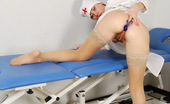 Be Hairy Nurse Alena Gets So Kinky