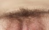 Be Hairy Hairy MILF Strip-Teasing You