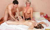 Mature Lessons 434032 Mature Blonde Instructs Couple On Better Sex Mature Sex Instructor Teaches Couple New Sex Positions And Gets Fucked In Her Ass And Pussy