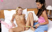 In Focus Girls Hanna Lollipop Lust Watch Sensual Young Blonde Get A Lollipop In Her Wet Pussy