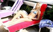In Focus Girls Andi Suntan Babe Angelic Teen Gets Naughty And Drops Bikini For Your Pleasure