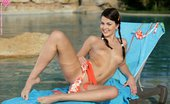 In Focus Girls Billy Lawnchair Lust Stunning Beauty Nudes And Dildos Perfect Pussy In The Pool