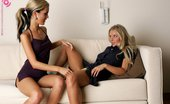 In Focus Girls 436832 Wendy Fisting Pretty Gorgeous Blonde Undresses And Receives Fisting By Friend