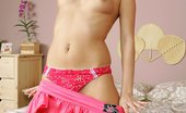 In Focus Girls Maddi Pretty In Pink Sweet Teen Nudes And Enjoys Deep Fingering And Sex Toying