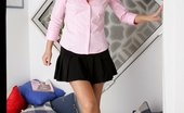 In Focus Girls Linda Green Machine Lovely Teen Invitingly Strips And Dildos Her Pink Pussy