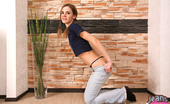Jeans And Panties Jeans And Panties A Perfect Ass Teengirl In Tight Jeans And Black Thongpanties