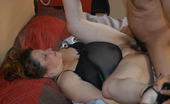 USA Mature Big Mama Getting Fucked By A Strapping Black Dude