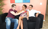 Over 40 Hand Jobs 439624 Double Fisted Step Mom Busty Milf Stacie Jerking Off Her Step Son And Her Husband At The Same Time