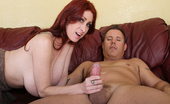 Over 40 Hand Jobs 439656 This Is A Real Tip! Redhead Milf Tiffany Giving A Handjob As A Tip