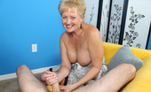 Over 40 Hand Jobs Aunt Tracy Milks Billy Busty Milf Gave A Handjob On A Blind Date
