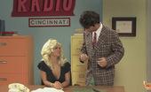 Parody Pass WKRP In Cincinnati - Andy San Dimas, Ashlynn Brooke, Faye Reagan, Holly Heart, Jackie Daniels, Janet Mason, Kagney Linn Karter