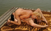 Old Young Lesbian Love Effie 69 On The Pier What Else Could Effie And Chanel Do In This Hot Summer Day Than Going To The Beach Look For A Hidden Not So Popular Part And Heat Each Other'S Body Up Too. The Sun Wasn'T Enough For Them They Wanted T