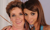 Old Young Lesbian Love 439963 Babuska Motherly Feelings Babuska Has Always Had Motherly Feeling Towards Betty Stylle. One Day When Betty Came Over Babuska\'S Feelings Just Went Wild And Started Flirting With Betty. They Licked Each Other\'S Cunts And Inserted A Double Sided Dildo Into