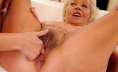 Old Young Lesbian Love Chanel Wet Proof Sharing Pleasure Is Without Age That Will Be Proved By Our Beautiful Grandma Malya And Her Hot Young Girlfriend Chanel. The Common Masturbation Mutual Licking Fingering And Fucking Speak Louder Than Any Words. Don\'T Let Us Waste Your Tim