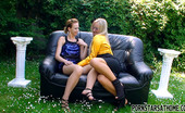 Pornstars At Home Paris Diamond Two Cute Lesbian Sweeties Fucking With Sex Toys Outdoors