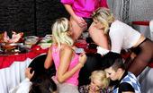 Pornstars At Home Bella Morgan Five Crazy Hot Lesbian Pornstars Pleasuring Moist Muffs