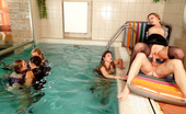 Pornstars At Home 440259 Klarisa Leone Very Cute Handsome Babes Fucking Hard In An Indoor Pool