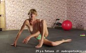 Nude Sport Videos Impressive Nude Backbends