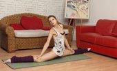 Nude Sport Videos Naked Gymnastic Flexibility