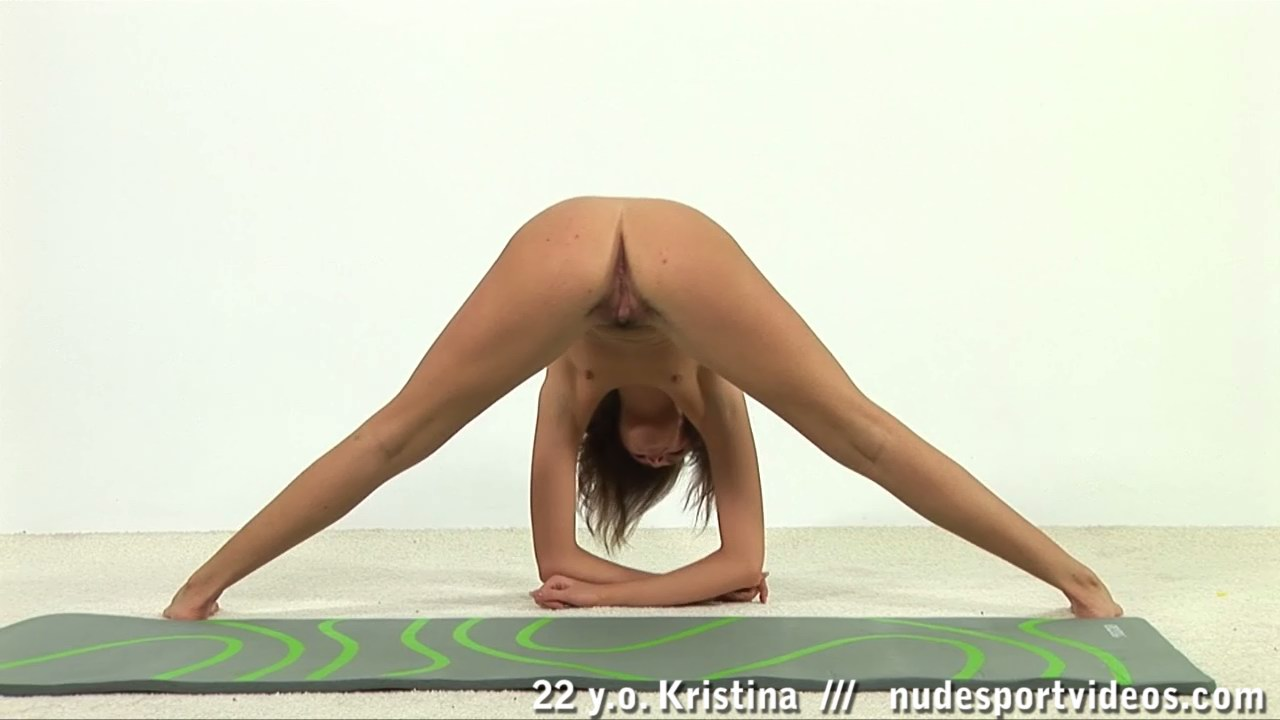 Nackt sport yoga