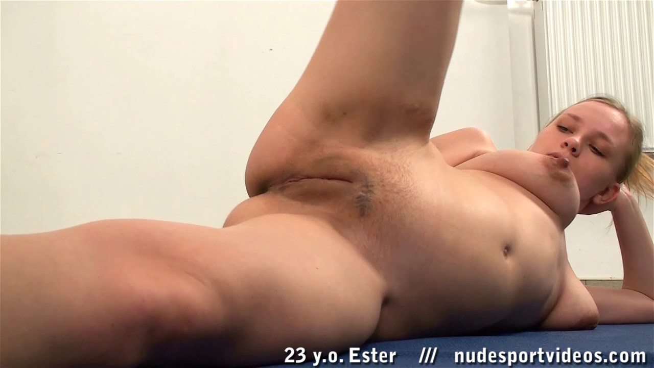 Sexy nude yoga little girl absolutely agree