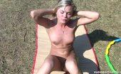 Nude Sport Videos Summer Outdoor Nude Gymnastics