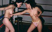 Wrestling Fetish Women In Training