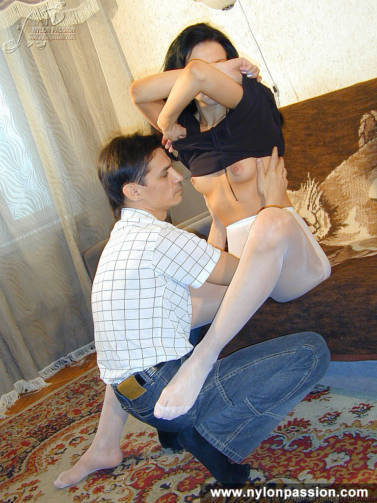 Fav girl#1 blowjob in pantyhose tube your happy