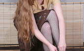 Nylon Passion Eastern Nylons Girl In Pantyhose Surrounded By Asian Mats