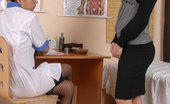 Gyno Lesbians Scrupulous And Sensual Female Health Exam