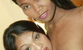 Tailynn Two Thai Beauties Kiss And Caress