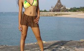 Tailynn Asian Solo Model Tailynn Posing In Exotic Thailand