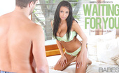 Babes Network.com 445969 Anissa Kate Waiting For You After Waiting For Her Lover To Come Home, Horny Anissa Welcomes Him In Her Sexy Underwears And Starts To Get It On.