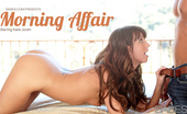 Babes Network.com 445979 Katie Jordin Morning Affair One Of Our Favourite Brunettes Is Back For Even More Pleasure... Katie Has Romantic Affair With Her Lover In This Intense Video.