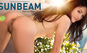 Babes Network.com Logan Drae Sunbeam The Sun'S Kiss Is Not The Only Source Of Heat Here, The Stunning Logan Returns In Another Hot Solo Offering.