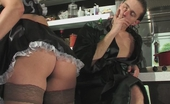Anal Saga Emilia & Mike Anal Craving French Maid Teasing Horny Guy And Getting Pumped Full Of Beef
