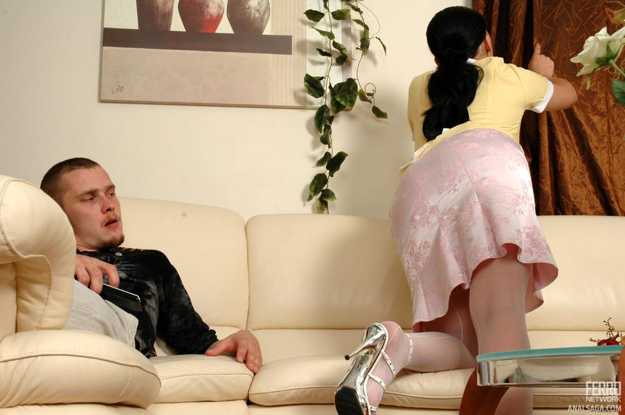 New maid saga boss s jacuzzi 2