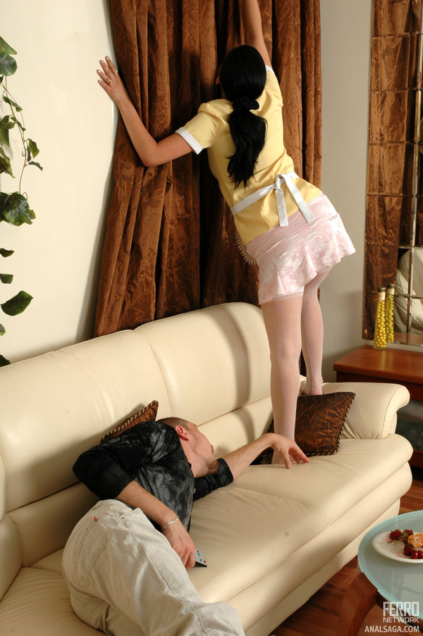 New maid saga boss s jacuzzi 6