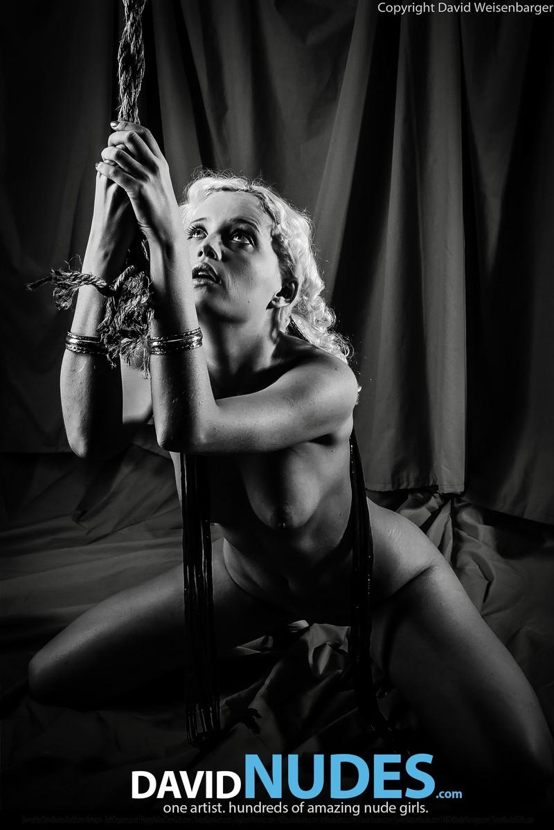 Allison Dunbar  nackt