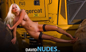 David Nudes Tatyana Tatyana Earthmover 1 She Believes In Her Camouflage, Finds Her Release. ...