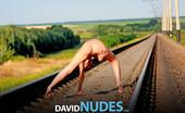 David Nudes Natasha Natasha Railroading Time To Go On An Adventure, She Says....