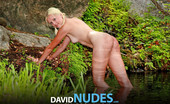 David Nudes Tatyana Tatyana Lagoon Wash Off The Dirt And Feel The Prickle Of Cleanliness....