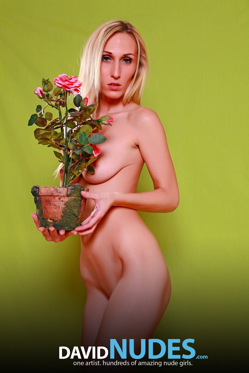 David Nudes 448663 Krisha Ray Krisha Ray Flower Child You Are As Special As A Flower, As Unique As A Rose....