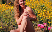 David Nudes 448729 Ashley Haven Ashley Haven Flower Child Sweet Pleasure From A Sweet Soon-To-Be Mommy!...