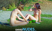 David Nudes Bree Cami And Breen Nude Picknick Pack 2 Beauty In Its Purest Form....
