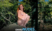 David Nudes Stacy Snow Stacy Snow Big Rock Pack 1 Way Up On The Catalina Mountains In Tuscon, An Angel Stretches Her Wings......